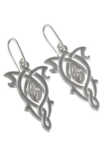 Der Herr der Ringe Paar Ohrhaken »Arwens Abendstern Heraldic, 10004107«, Made in Germany kaufen