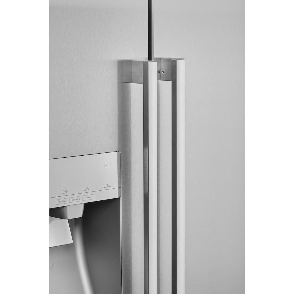 SIEMENS Side-by-Side »KA93IVIFP«, iQ500, KA93IVIFP, 178,7 cm hoch, 90,8 cm breit