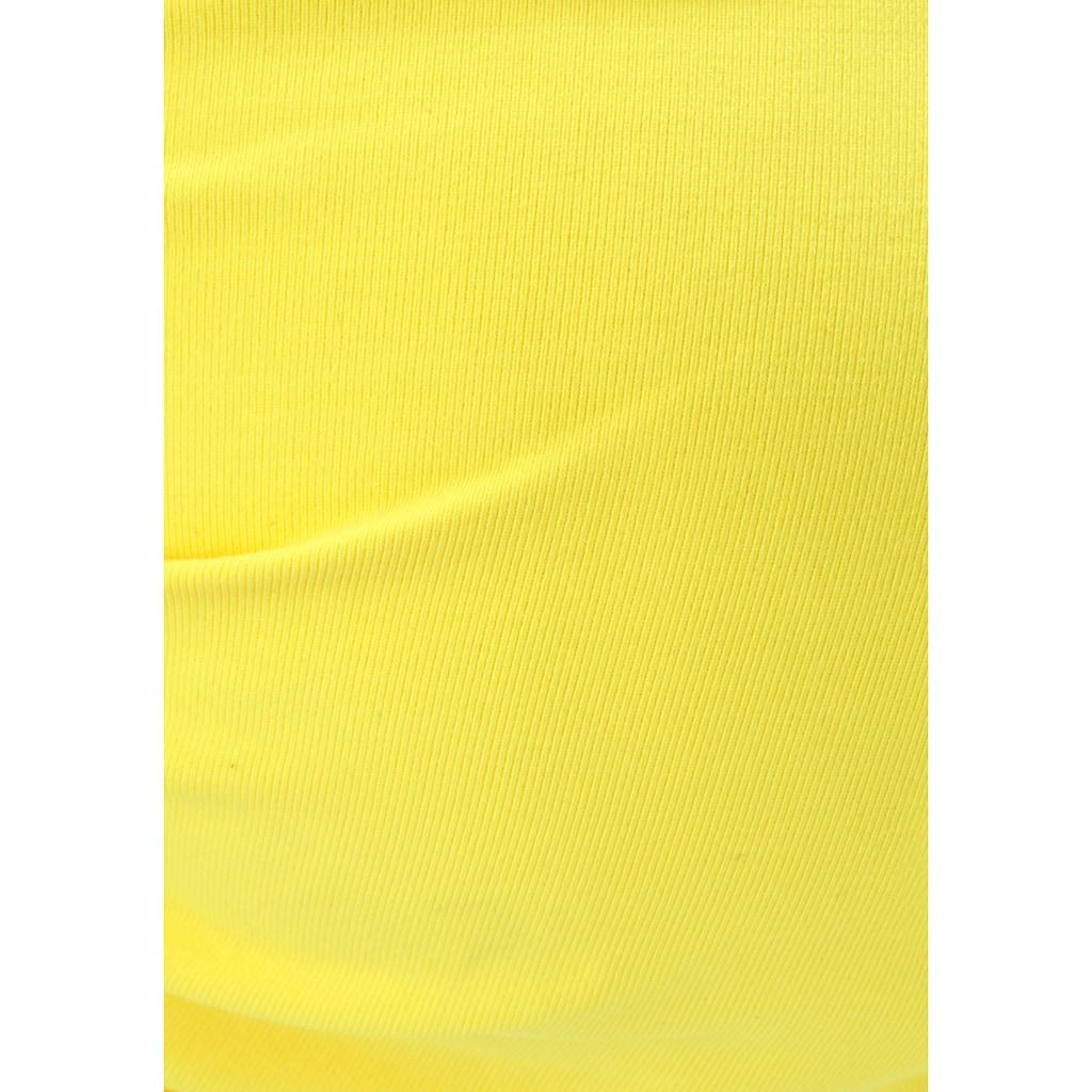 Buffalo Bügel-Bandeau-Bikini-Top »Happy«, mit geflochtenem Detail