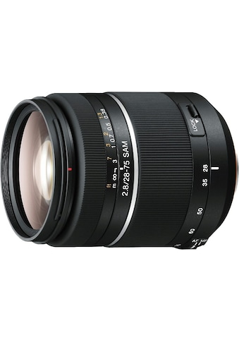 Sony »SAL - 2875« Weitwinkelobjektiv kaufen