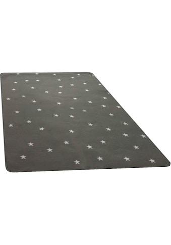 Primaflor-Ideen in Textil Kinderteppich »STELLA«, rechteckig, 5 mm Höhe, Stern Motiv,... kaufen