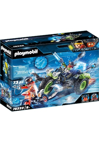 Playmobil® Konstruktions-Spielset »Arctic Rebels Eistrike (70232), Top Agents«, (73... kaufen