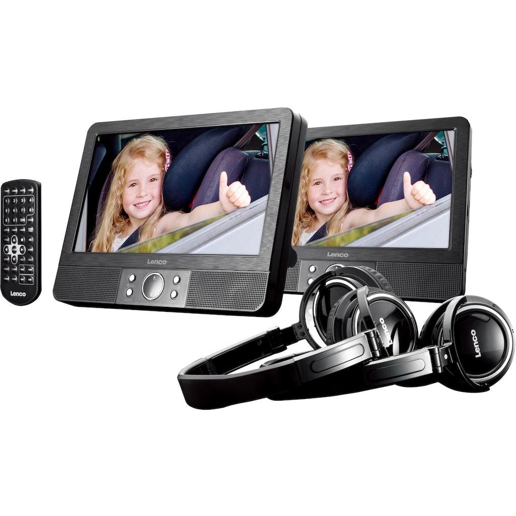 Lenco Portabler DVD-Player »MES-415«