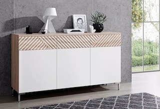 sideboard breite 147 cm auf rechnung online bestellen. Black Bedroom Furniture Sets. Home Design Ideas