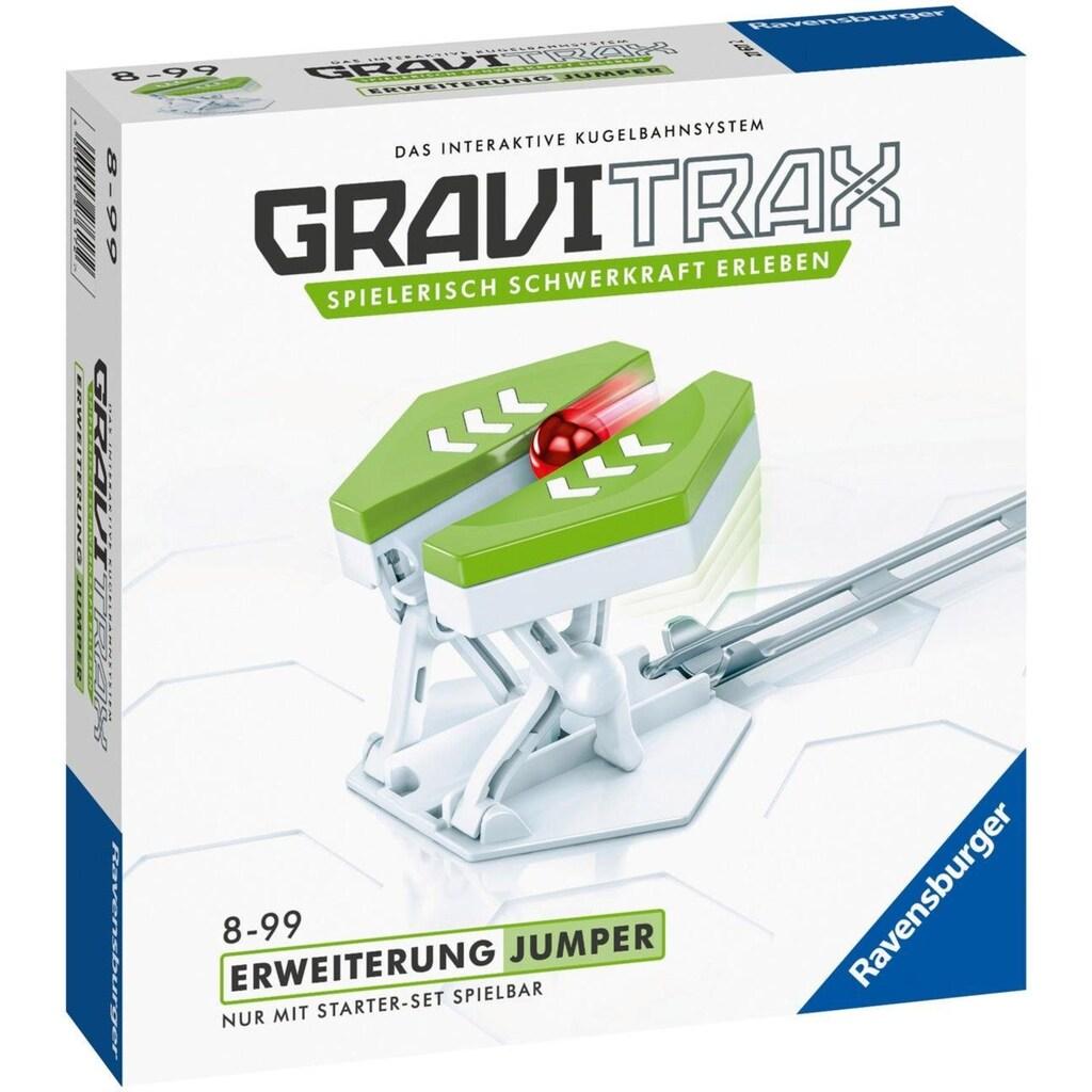 Ravensburger Kugelbahn »GraviTrax® Jumper«, Made in Europe, FSC® - schützt Wald - weltweit