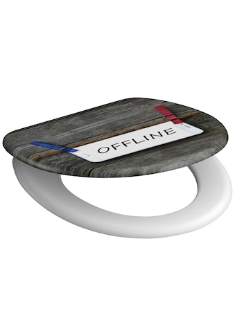 Schütte WC-Sitz »Offline«, mit Absenkautomatik kaufen