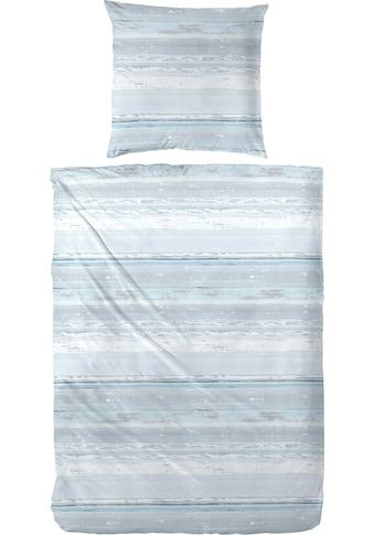 Primera Bettwäsche »Wellengang«, mit bewegten und zarten Linien kaufen