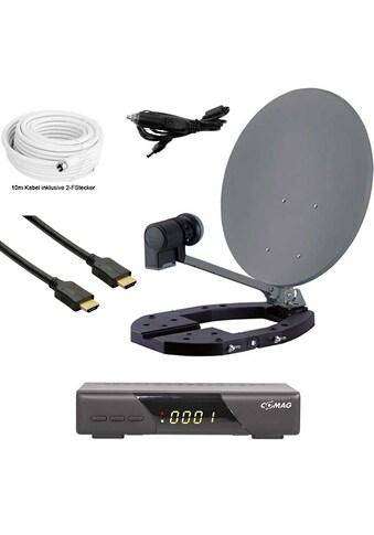 Comag Mini HD Sat Anlage mit 12V HD Camping Receiver kaufen