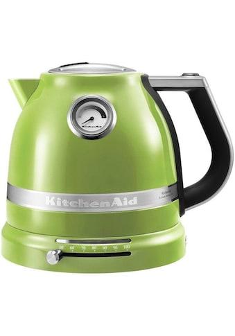 KitchenAid Wasserkocher, ARTISAN 5KEK1522EGA, 1,5 Liter, 2400 Watt kaufen