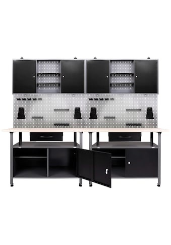 ONDIS24 Werkstatt - Set »Klaus mit LED«, 240 cm kaufen
