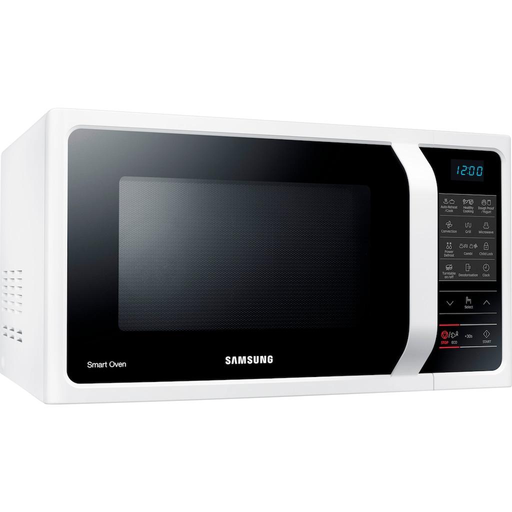 Samsung Mikrowelle »MC28H5013AW/EG«, 900 W