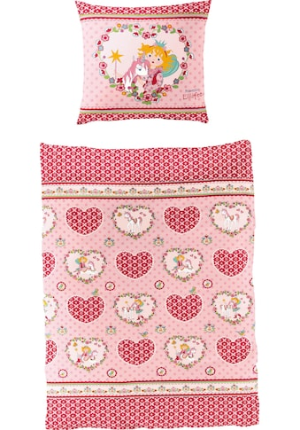Kinderbettwäsche »Herz«, Prinzessin Lillifee kaufen