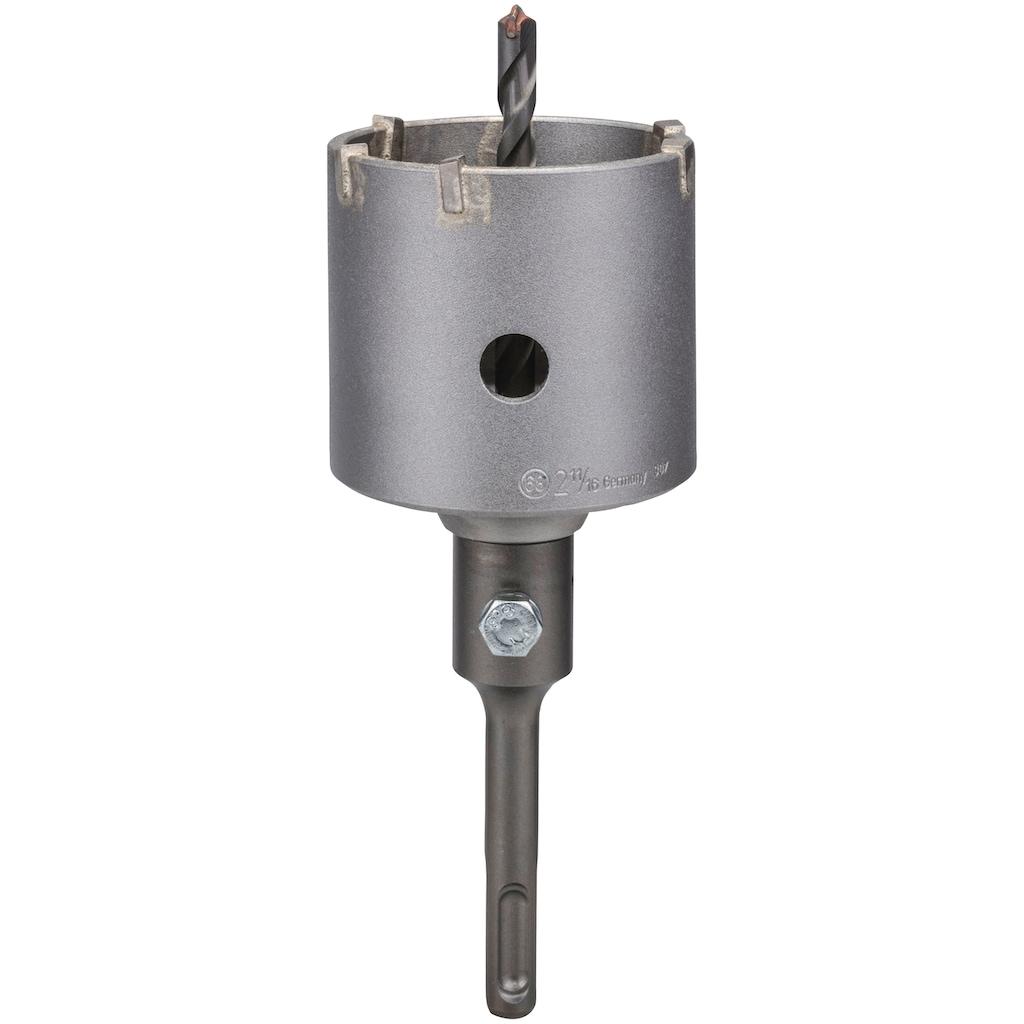 Bosch Professional Hohlbohrkrone, SDS plus-9 Set, 3-teilig, 68 x 54 mm