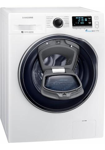Samsung Waschmaschine AddWash WW6400 WW8GK6400QW/EG kaufen