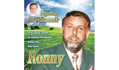 Musik-CD »STEFAN MROSS PRÄSENTIERT LEGENDEN DER VOLKSMUSIK: / RONNY« kaufen
