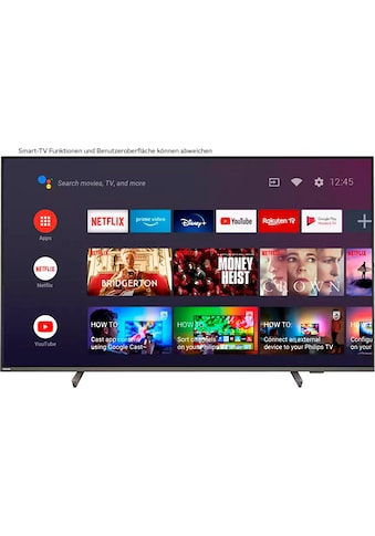 """Philips LED-Fernseher »65PUS8106/12«, 164 cm/65 """", 4K Ultra HD, Android TV-Smart-TV,... kaufen"""