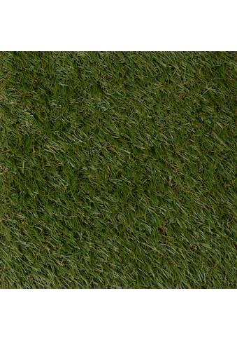 Kunstrasen »Mallorca«, Breite 200 cm, grün, Meterware kaufen