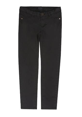 Marc O'Polo Junior Hose aus Satin Stretch in Slim - fit kaufen