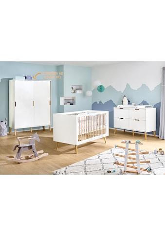 Pinolino® Babyzimmer - Komplettset »Edge« (Set, 3 - tlg) kaufen