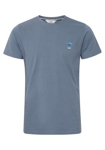 Solid T-Shirt »Thorge«, T-Shirt mit Stickerei kaufen