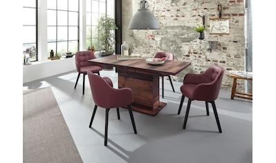 FORTE Esstisch, Breite 160-200 cm ausziehbar kaufen