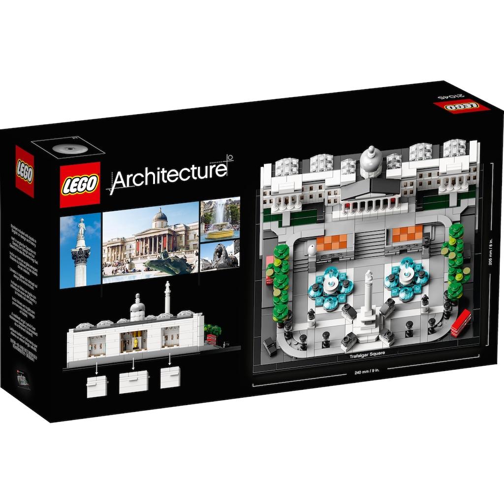 LEGO® Konstruktionsspielsteine »Trafalgar Square (21045), LEGO® Architecture«, (1197 St.), Made in Europe