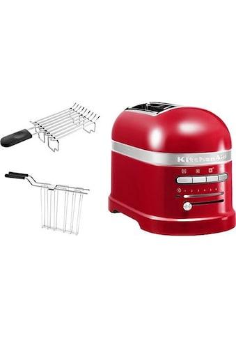 KitchenAid Toaster »Artisan 5KMT2204EER«, für 2 Scheiben, 1250 Watt kaufen