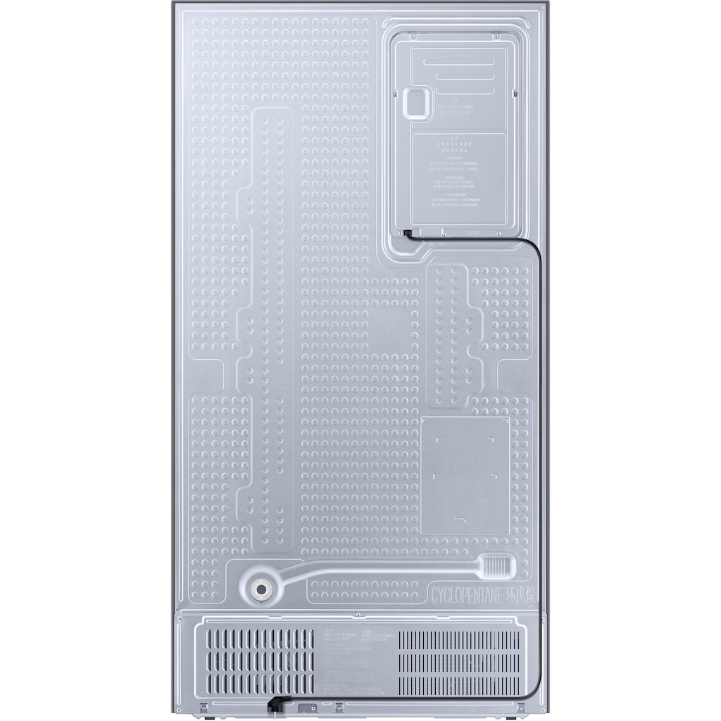 Samsung Side-by-Side, RS6GA8521S9, 178 cm hoch, 91,2 cm breit