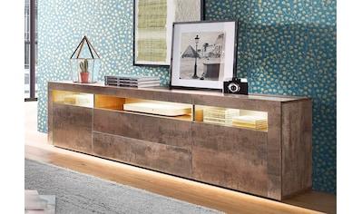 borchardt Möbel Lowboard, Breite 166 cm kaufen