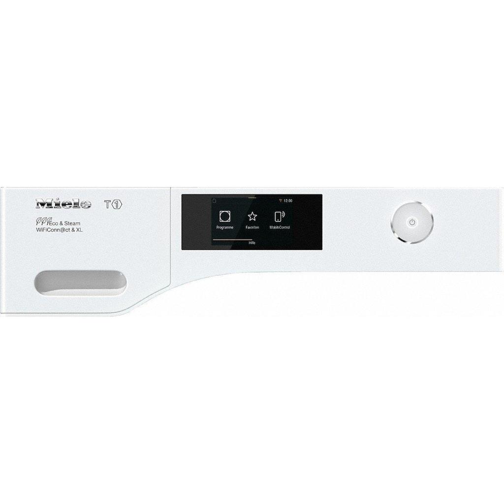 Miele Wärmepumpentrockner »TCR860 WP Eco&Steam WiFi&XL T1«