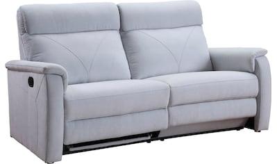 ATLANTIC home collection 2-Sitzer »Stefan«, mit einer Relaxfunktion, Taschenfederkern... kaufen