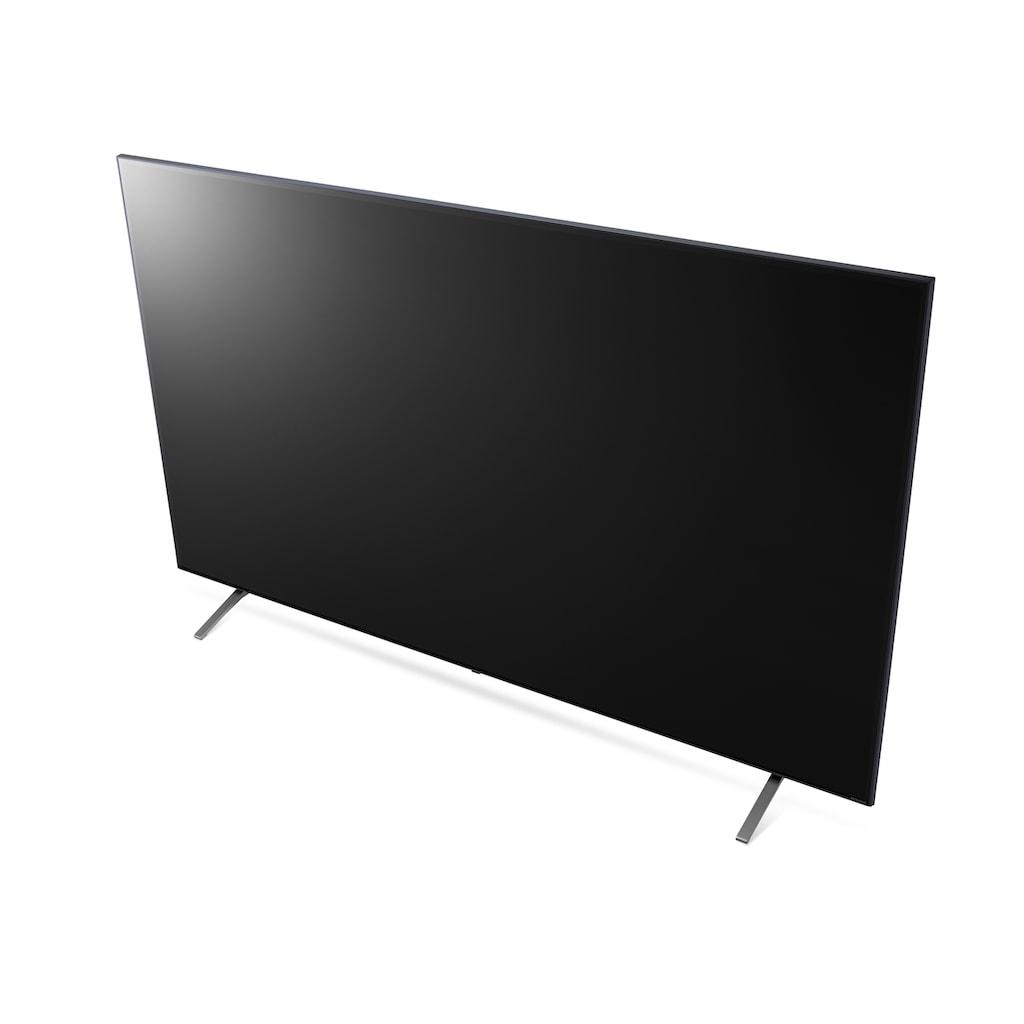 "LG LED-Fernseher »86NANO756PA«, 217 cm/86 "", 4K Ultra HD, Smart-TV"