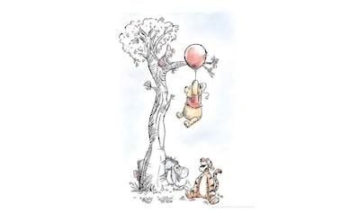 KOMAR XXL Poster »Winnie Pooh Hang on« kaufen