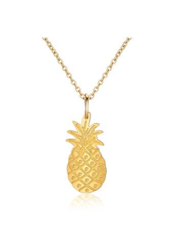 AILORIA Kette mit Anhänger »DÉLICE Halskette aus Edelstahl mit Ananas - Anhänger« kaufen