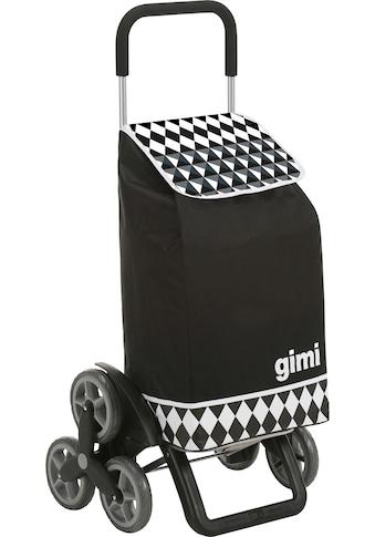 Vileda Einkaufstrolley »Gimi Tris schwarz« kaufen