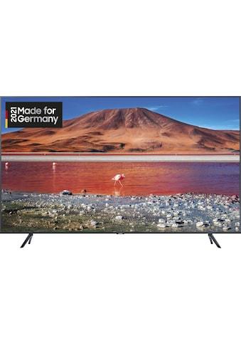 """Samsung LED-Fernseher »GU75TU7199U«, 189 cm/75 """", 4K Ultra HD, Smart-TV, Crystal UHD kaufen"""