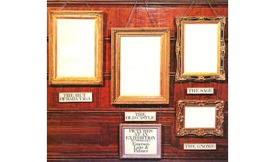 Musik-CD »PICTURES AT AN EXHIBITION(DELUXE EDITION) / Emerson,Lake & Palmer« kaufen