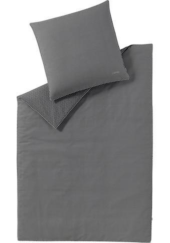Esprit Wendebettwäsche »Scatter«, mit besticktem Kissenbezug kaufen