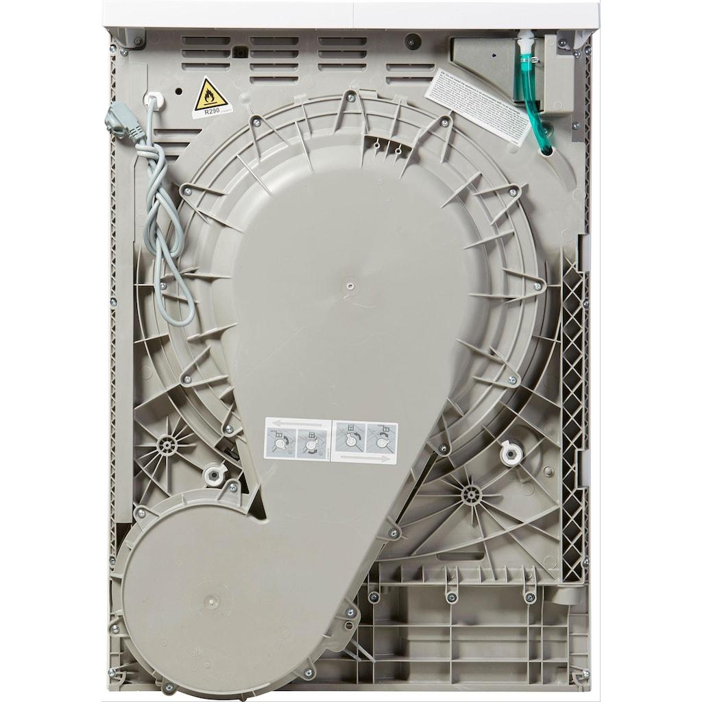 AEG Wärmepumpentrockner »T7DB41580«, 7000, mit SensiDry - Technologie