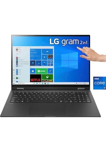 LG Notebook »Gram 16T90P-G.AA75G«, (512 GB SSD) kaufen
