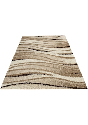 Hochflor - Teppich, »Jamie«, my home, rechteckig, Höhe 30 mm, maschinell gewebt kaufen