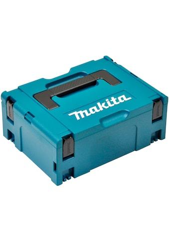 Makita Werkzeugkoffer »MAKPAC Gr. 2«, unbefüllt, BxHxT: 29,5x16,3x39,5 cm kaufen