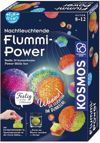 Kosmos Experimentierkasten »Fun Science Nachtleuchtende Flummi-Power« kaufen