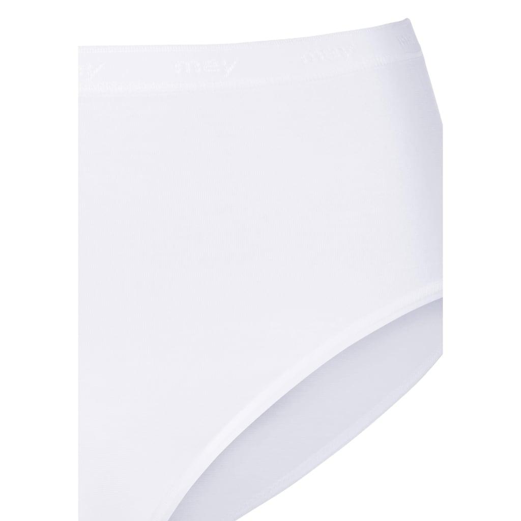 Mey Taillenslip, (3 St.), mit weichem Logobündchen