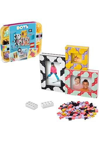 """LEGO® Konstruktionsspielsteine """"Bilderrahmen (41914), LEGO® Dots"""", Kunststoff, (398 - tlg.) kaufen"""