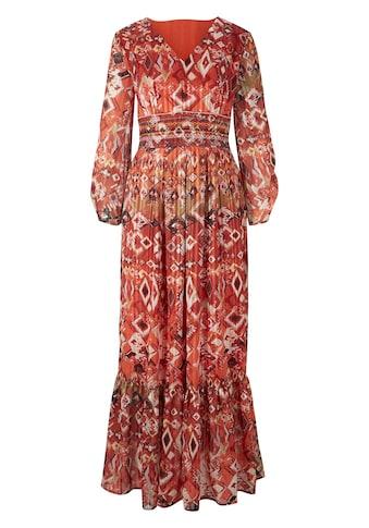 LINEA TESINI by Heine Maxikleid »Druck-Kleid« kaufen
