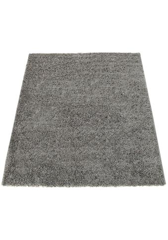 Hochflor - Teppich, »Sky 250«, Paco Home, rechteckig, Höhe 35 mm, maschinell gewebt kaufen