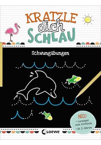 Buch Kratzle dich schlau  -  Schwungübungen / Corina Beurenmeister kaufen