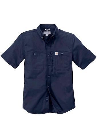 Carhartt Kurzarmhemd »Rugged Professional S/S Work Shirt«, knitterresistent kaufen