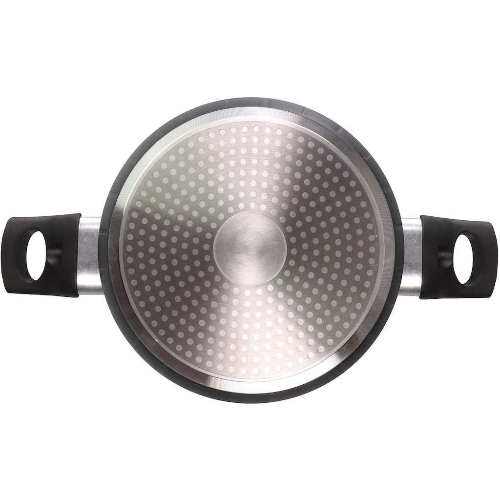 STONELINE Bratentopf, Aluminium, (1 tlg.), Ø 24 cm, Induktion